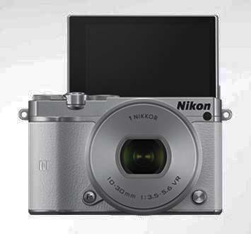Nikon 1 J5 Mirrorless Camera