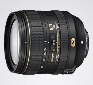 Nikon Nikkor 16-80mm f2.8-4E ED AF-S DX Lens