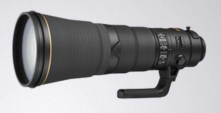 Nikon Nikkor 600mm f4E FL ED VR AF-S Lens