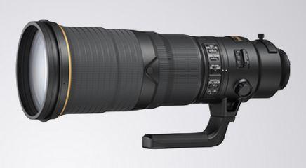 Nikon 500mm f/4 Lens