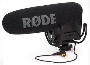 Rode VideoMic Pro Microphone
