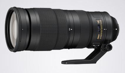 Nikon Nikkor 200-500mm 5.6E ED VR AF-S Lens
