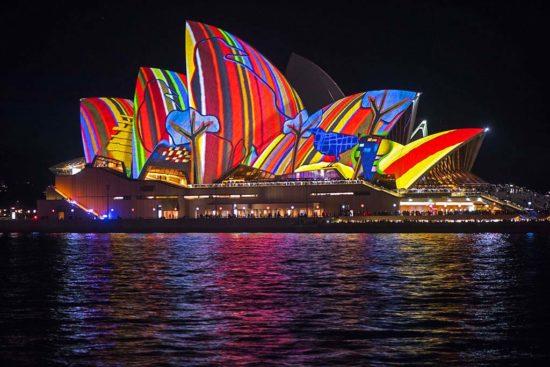 Sydney Opera House, Vivid Sydney