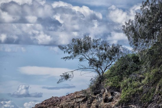 Rocky Headland, Red Rock, New South Wales