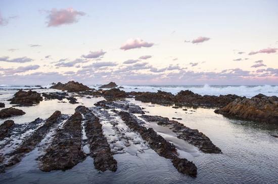 Rocky Shoreline, Brooms Head, New South Wales