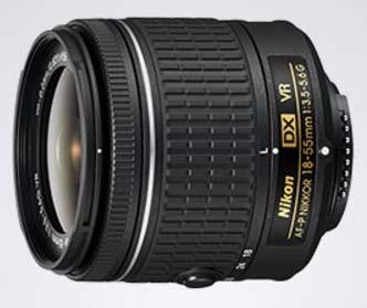 Nikkor 18-55mm f3.5-5.6G VR AF-P DX